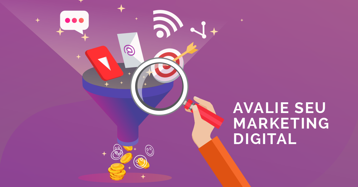 Como vender cursos: Avalie seu marketing digital