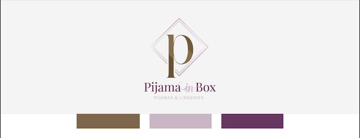 Pijama in Box | Materiais Institucionais