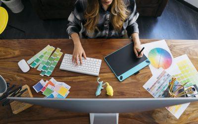5 Tendências de design para 2020
